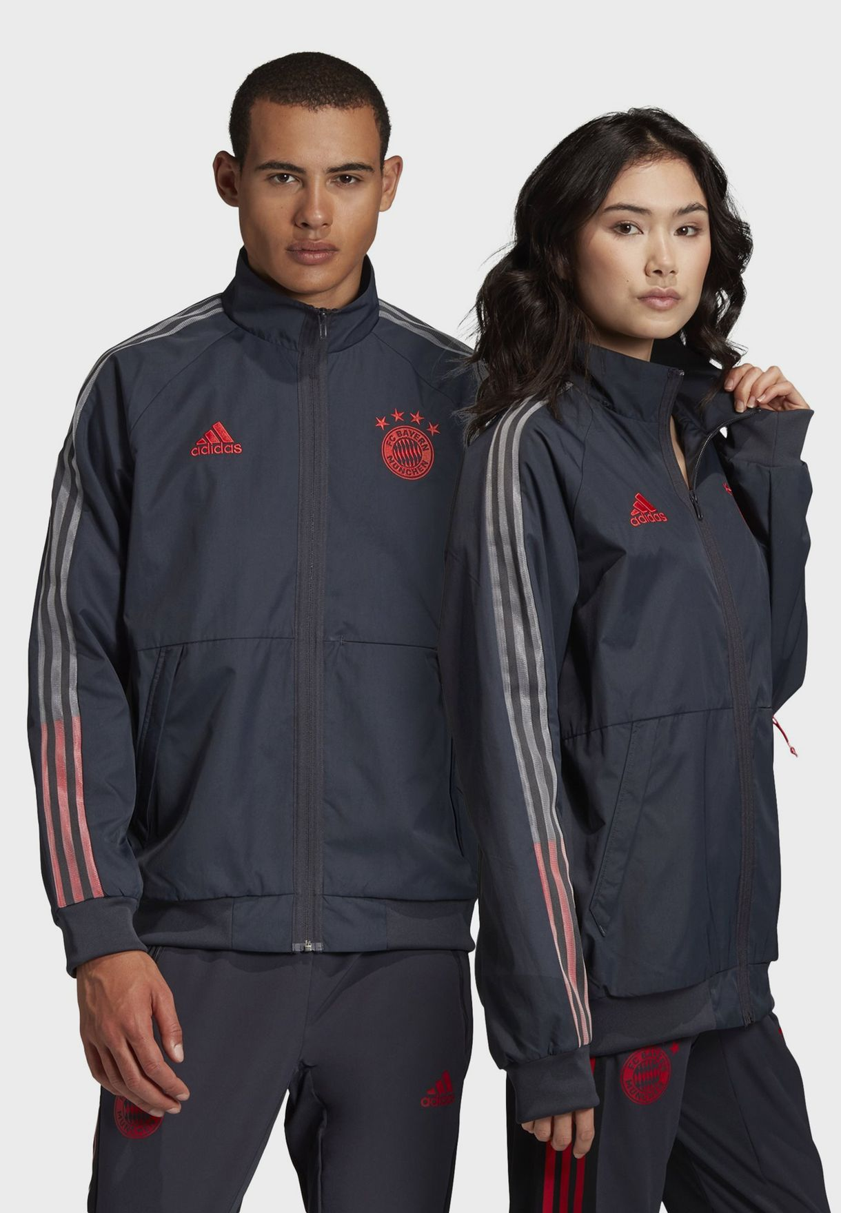 FC Bayern Anthem Track Jacket