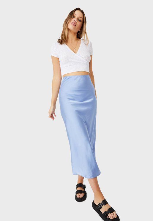 All Day Slip Skirt