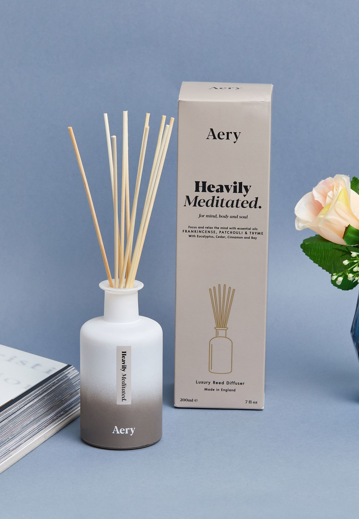 Heavily Meditated Diffuser 200ml