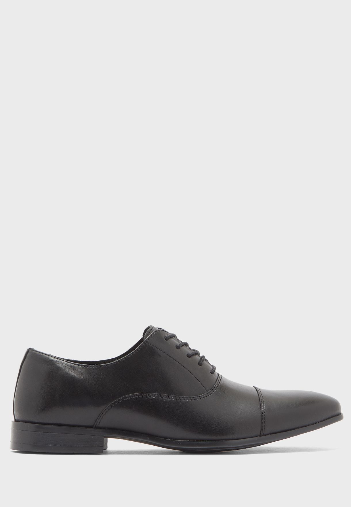 Genuine Leather Oxford Formal Lace Ups