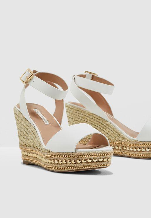 ab052f92f23e Rhode Goddess Wedge Sandal