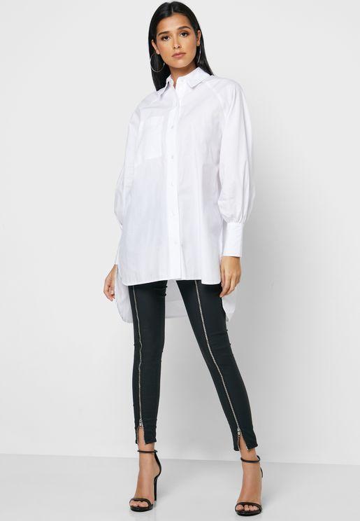 Joni Super High Waist Spray On Skinny Jeans