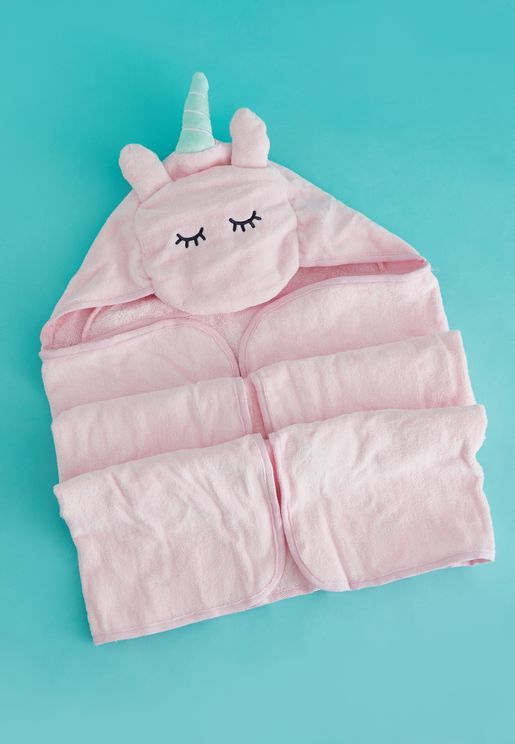 Unicorn Snuggle Towel