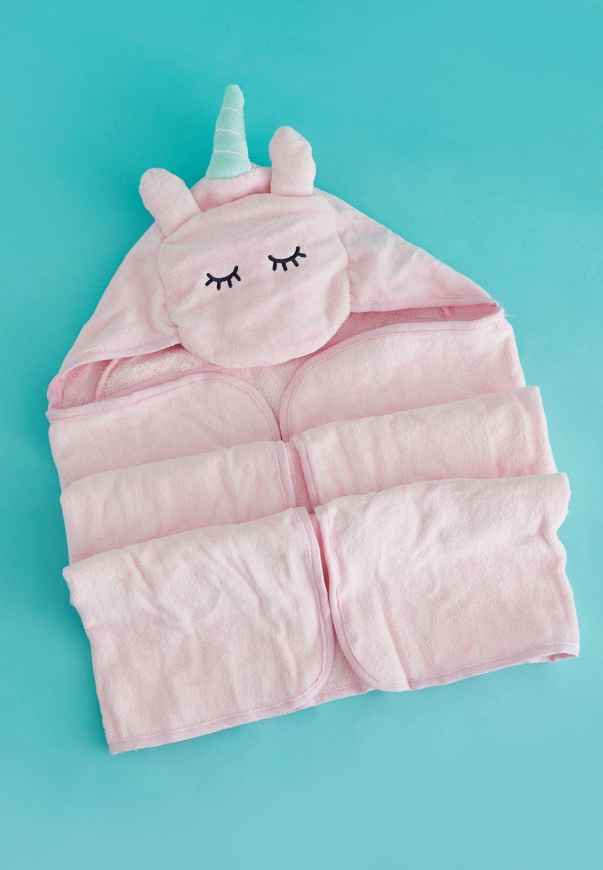 Unicorn Snuggle Towel