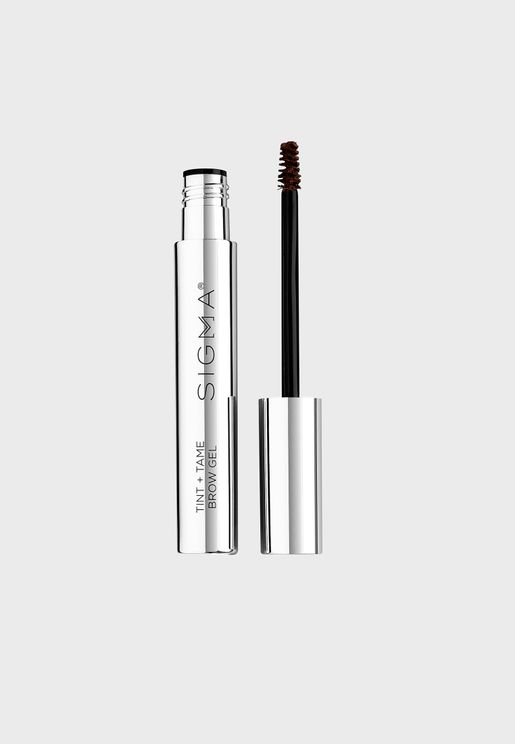 Sigma Beauty Tint + Tame Eye Brow Gel in Dark Brown