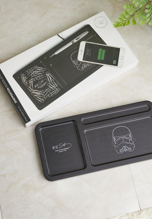 Storm Trooper Tech Valet Catchall Tray