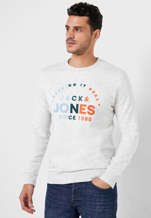 Types Sweatshirt