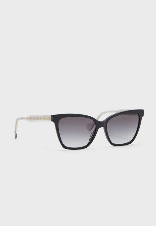 Lj727S  نظارة شمسية كبيرة