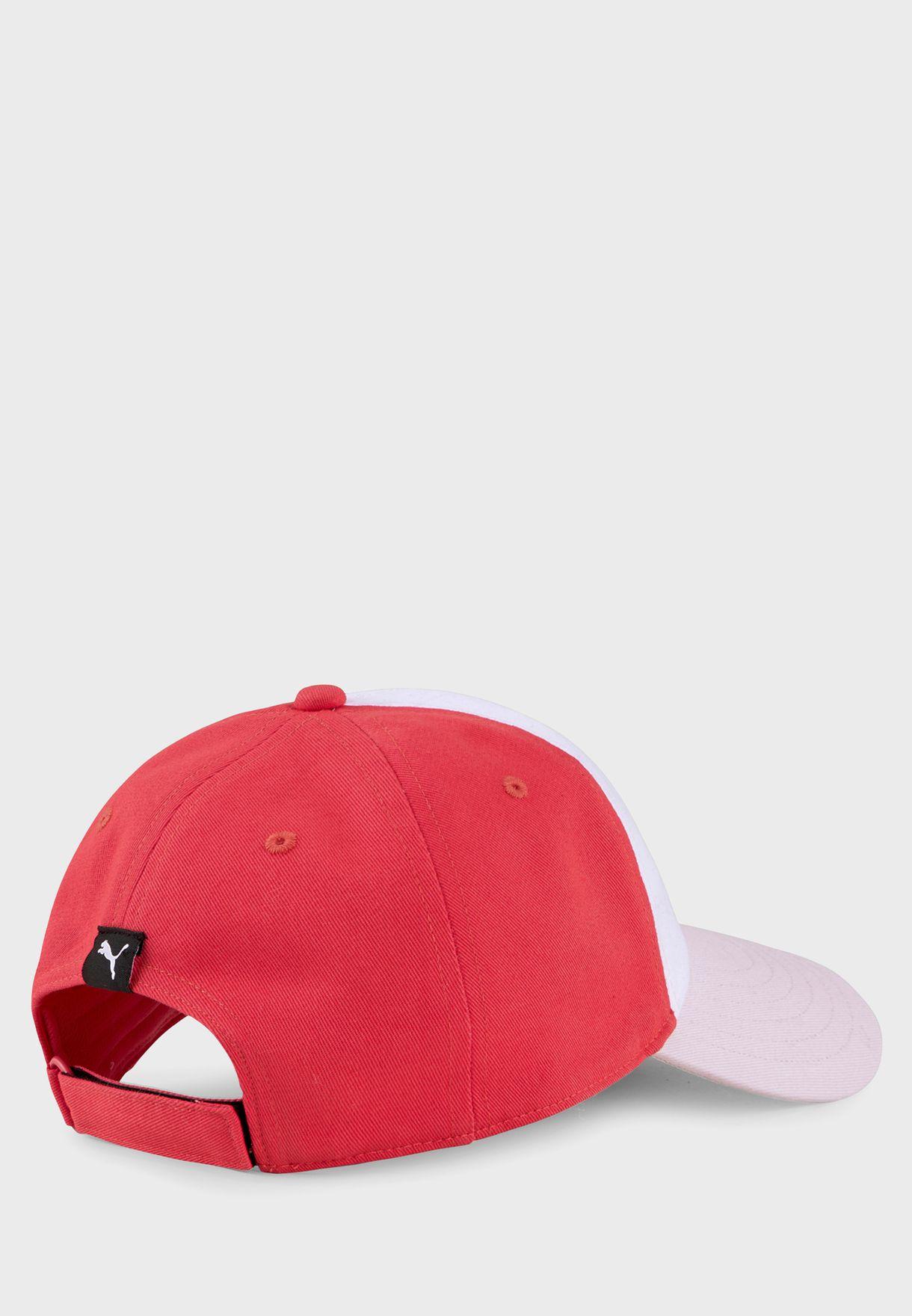 Animal Pinch Panel Baseball Cap