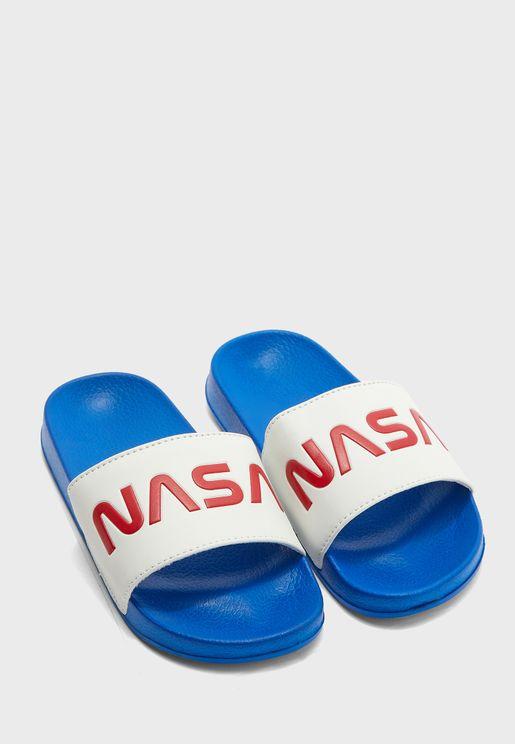 Youth Nasa Slide