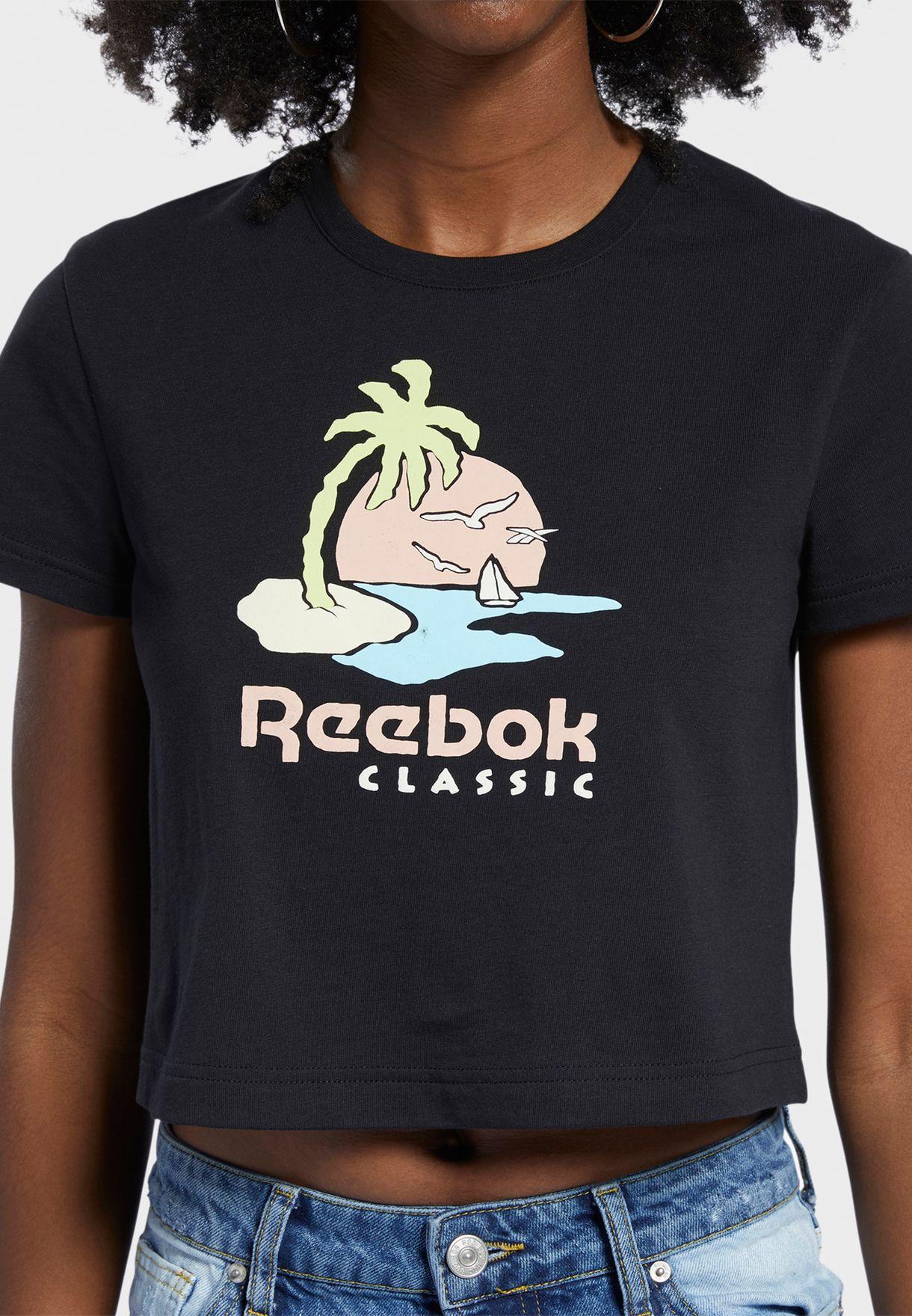 Classics Graphic Summer Retreat T-Shirt