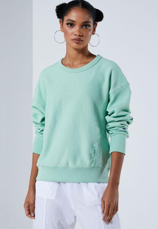 Reverse Weave Sweatshirt