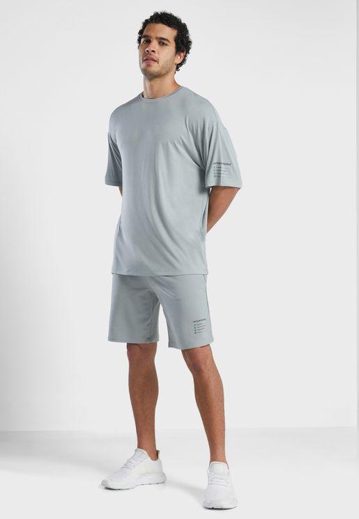 FRWD Sustainable Long Lounge Shorts