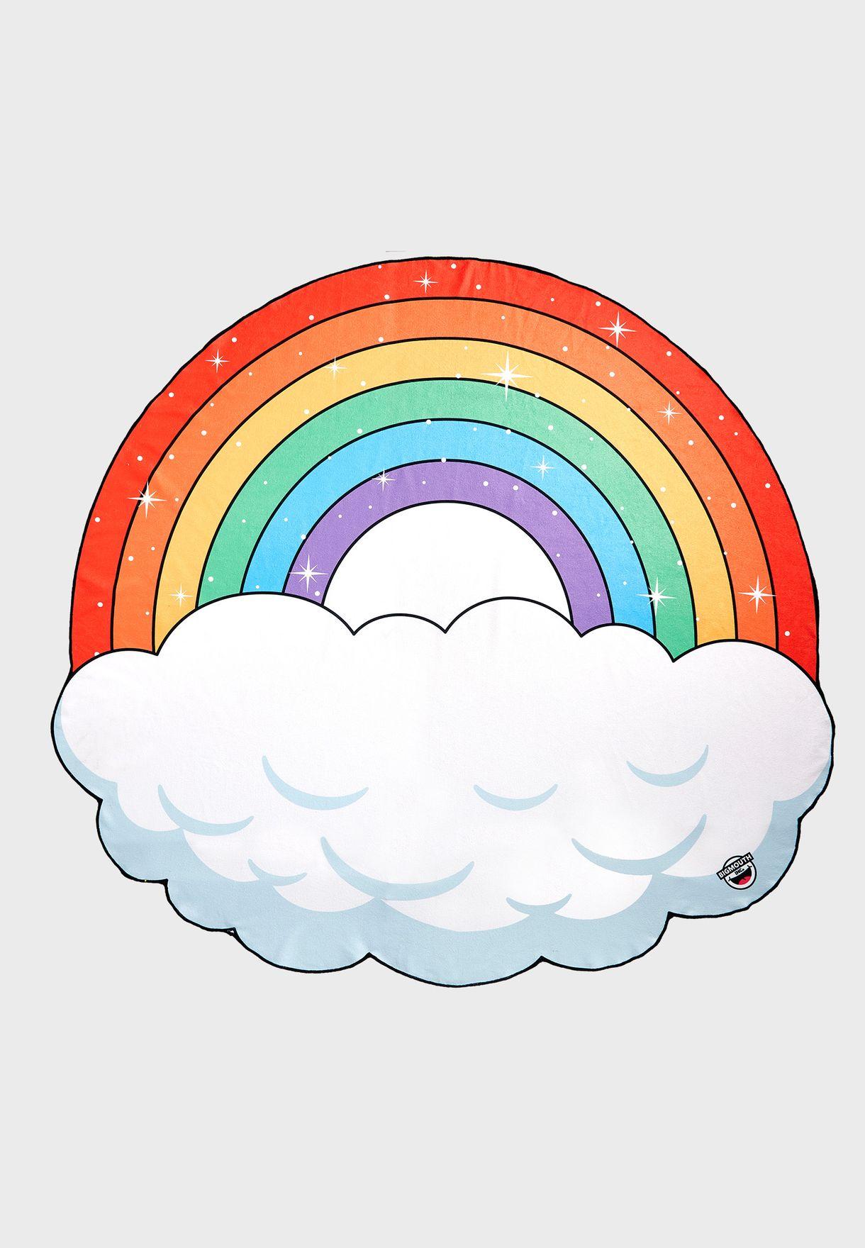 Rainbow Beach Blanket