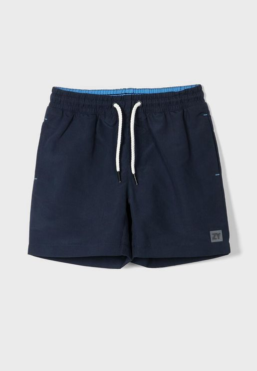 Kids Essential Swim Shorts