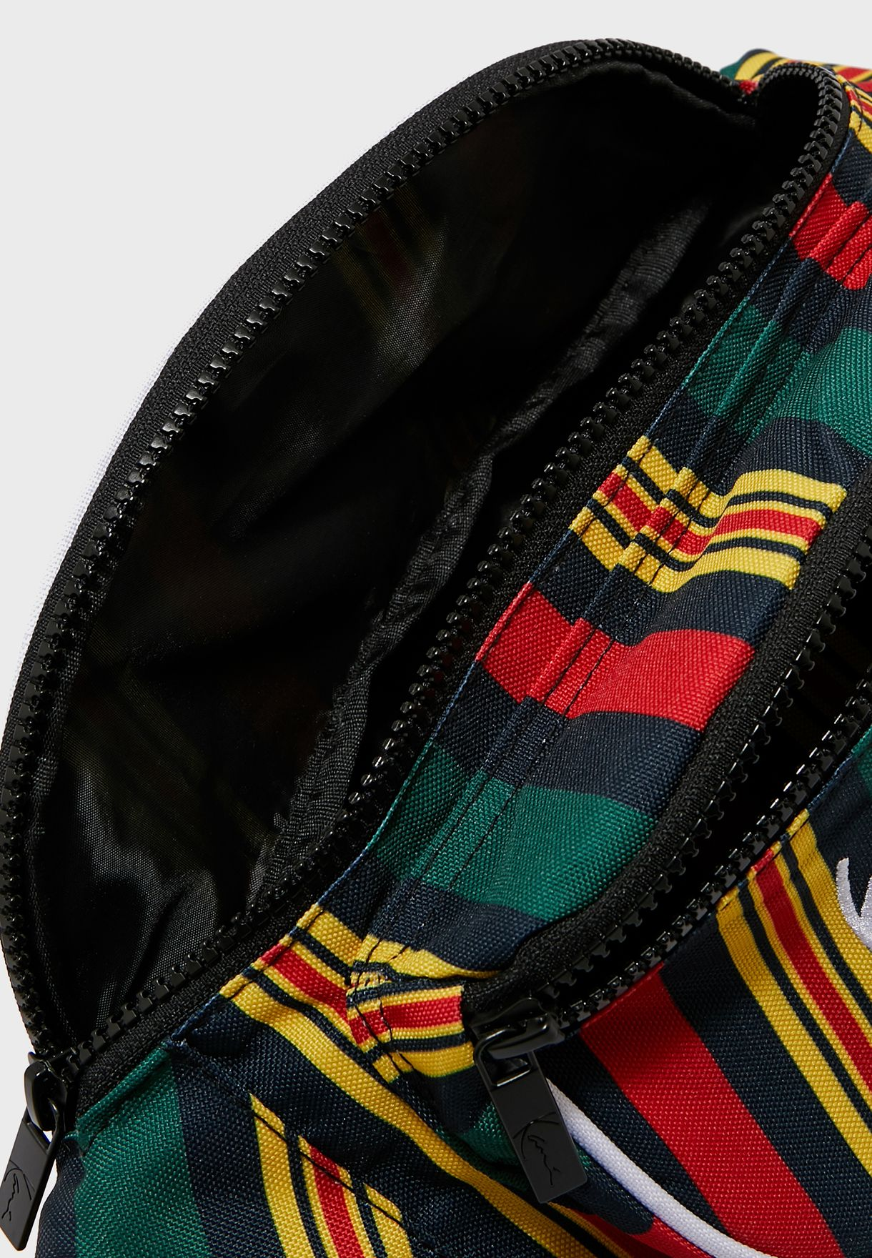 Signature Striped Waist Bag