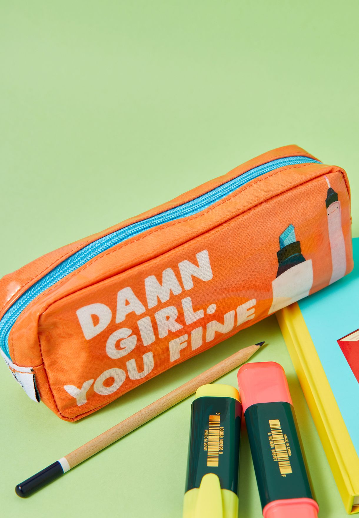 Jolly Awesome You Fine Pencil Case
