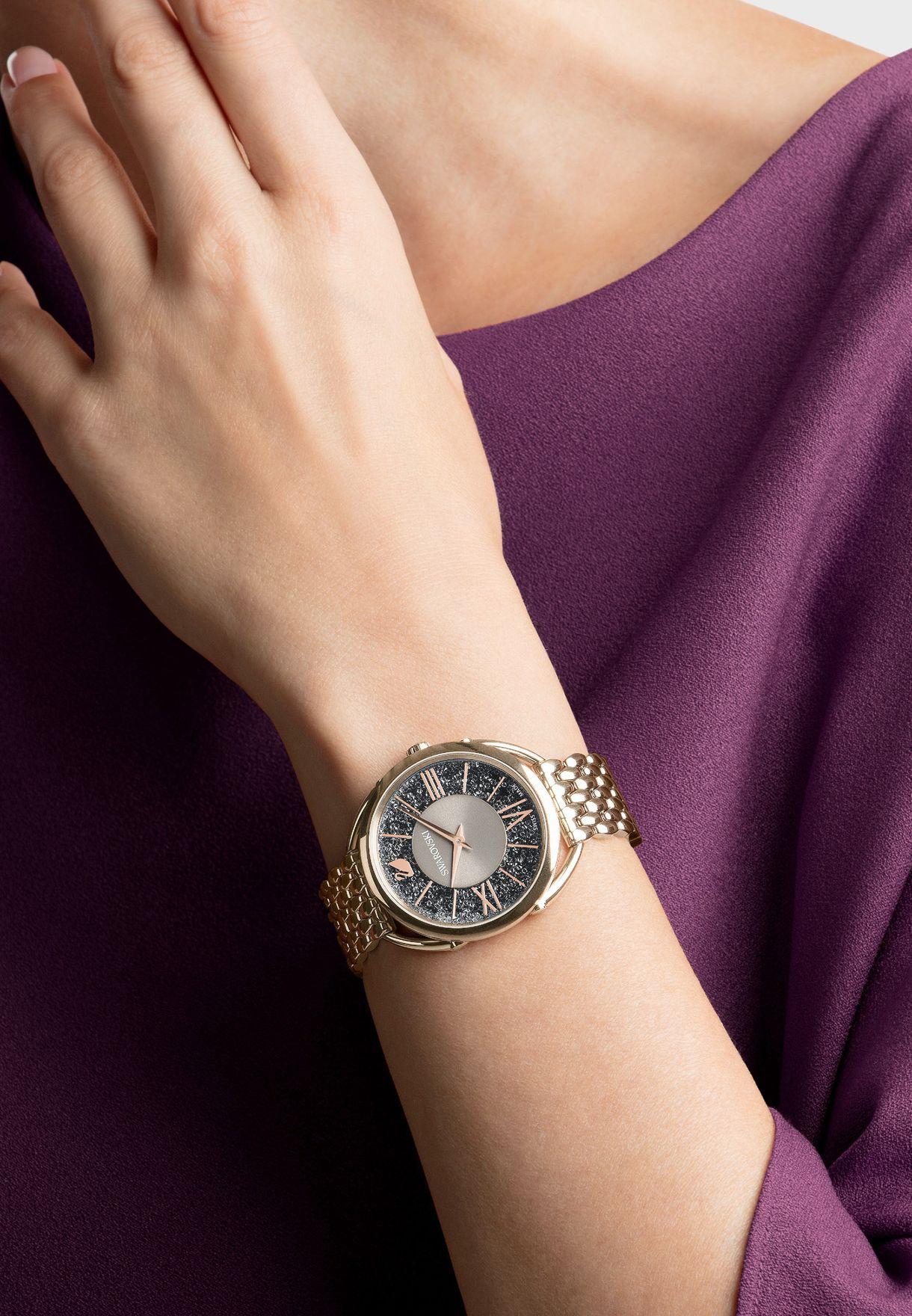 Crystalline Glam Watch
