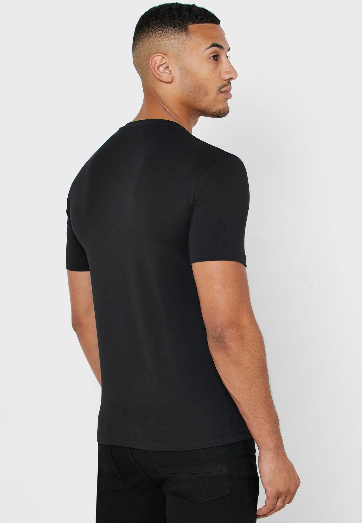 Train Visibility V- Neck T-Shirt