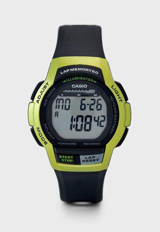ساعة رقمية عصرية