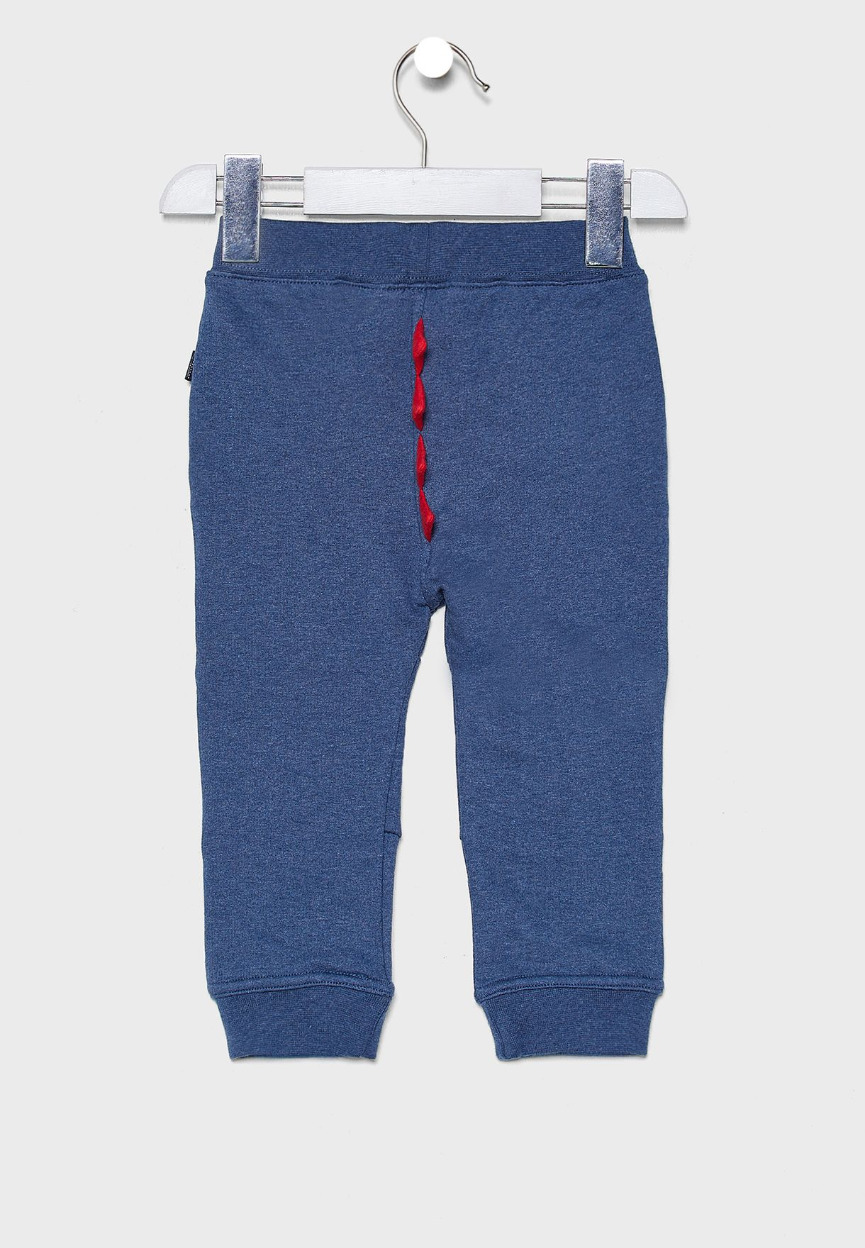 Kids Dino Applique Sweatpants