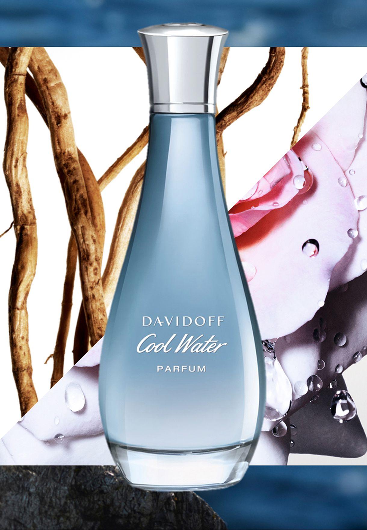 Cool Water Parfum Woman Eau De Parfum 50Ml
