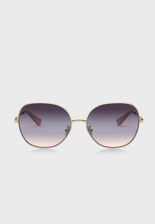 0HC7108 Oversized Sunglasses