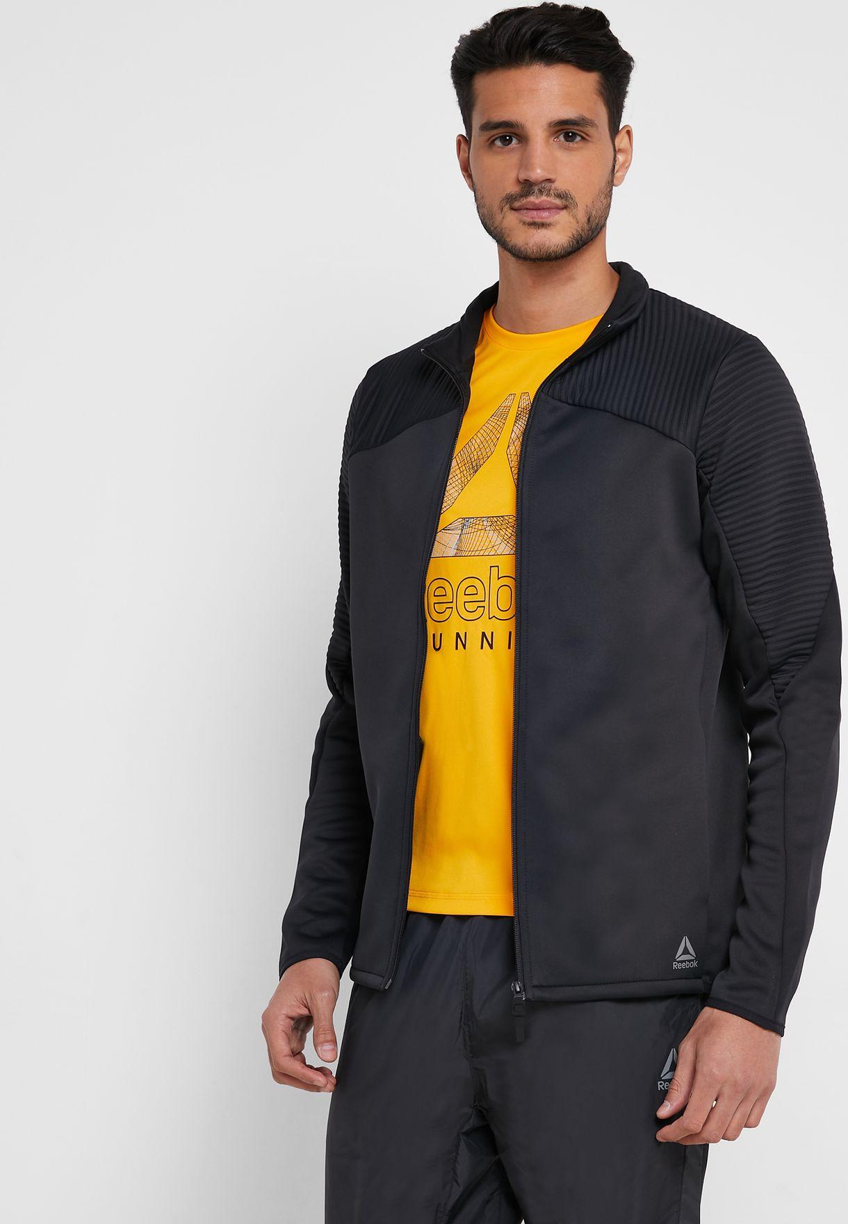 track jacket reebok