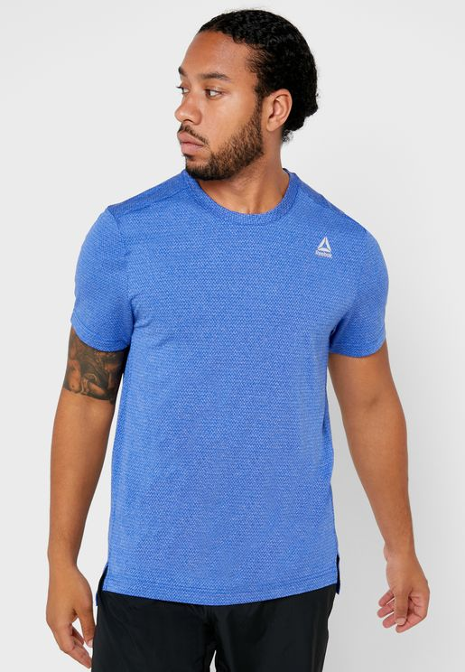 Workout Ready Melange Tech T-Shirt
