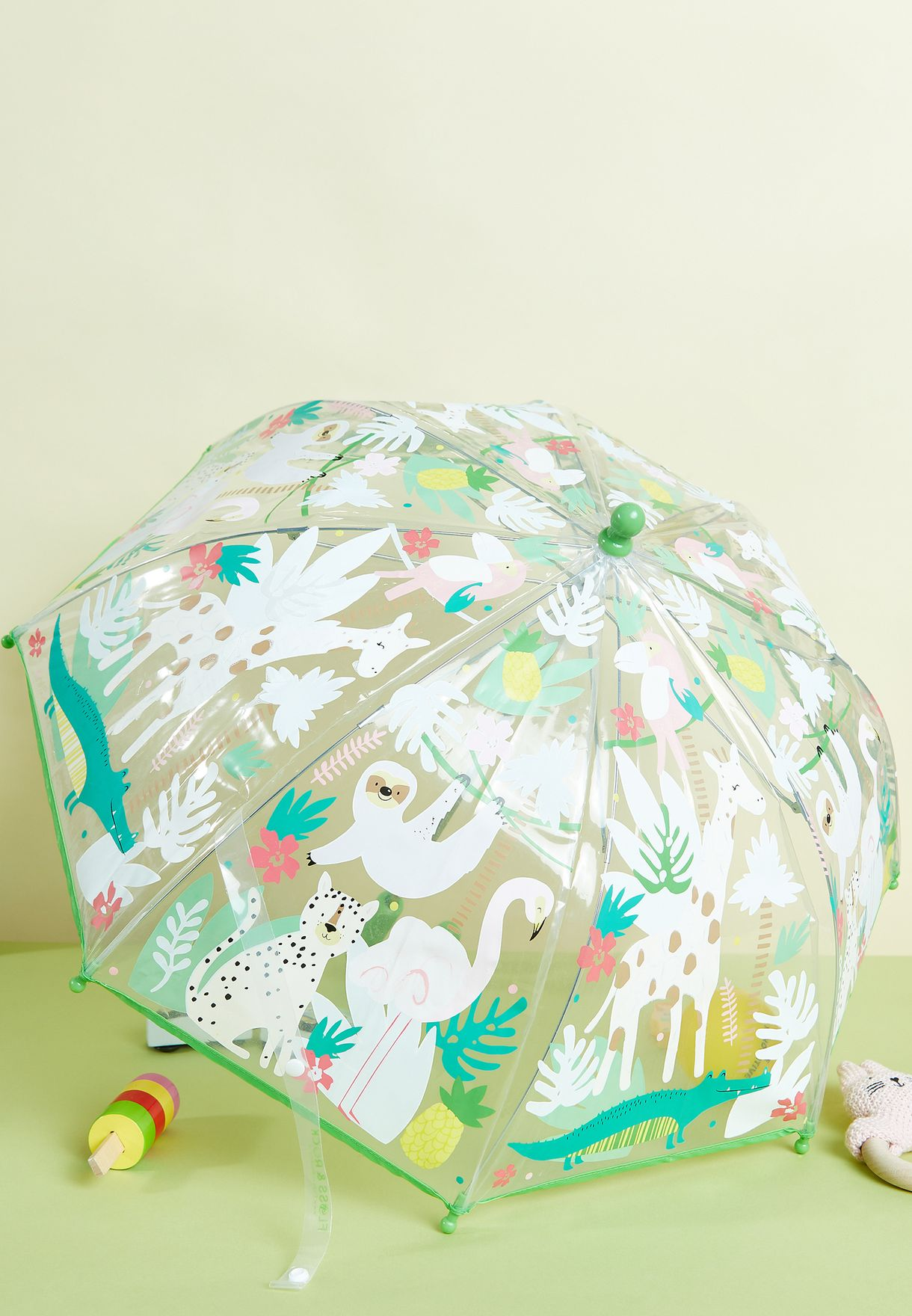 Jungle Umbrella