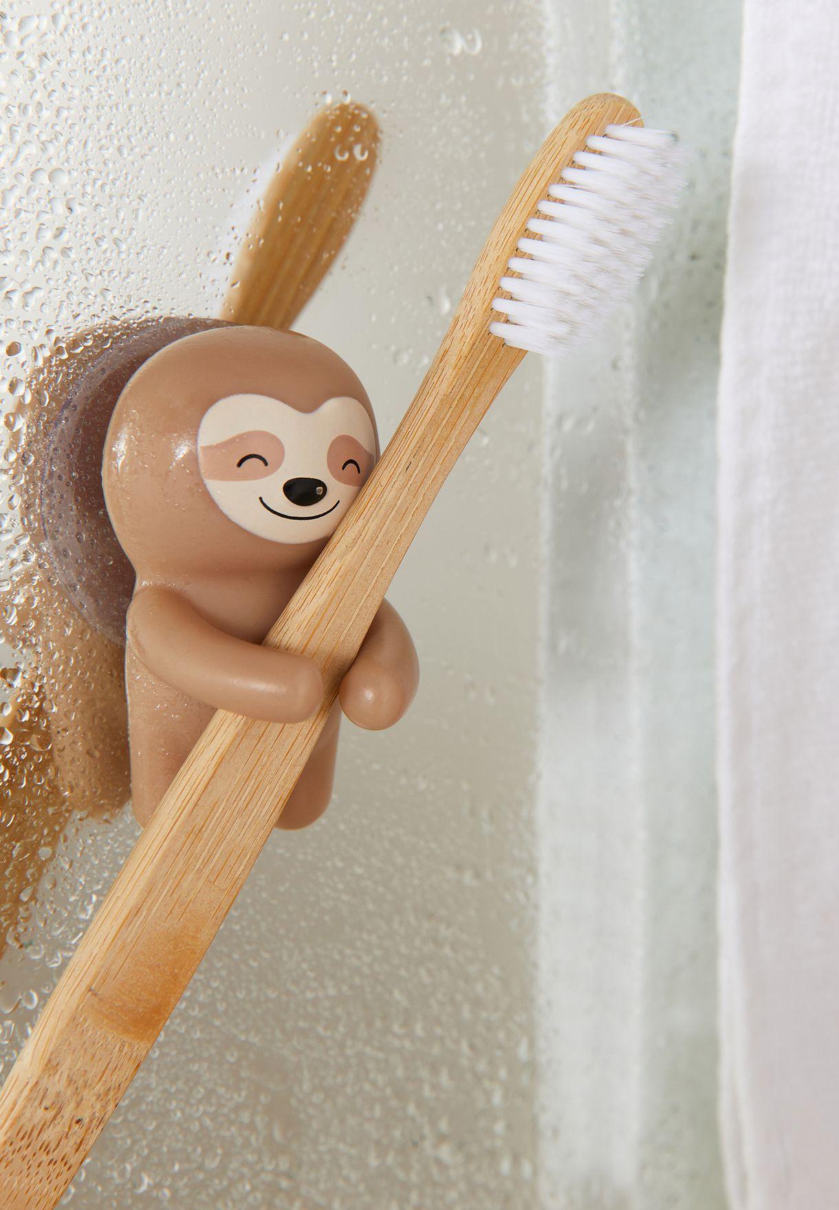 حامل فرش اسنان