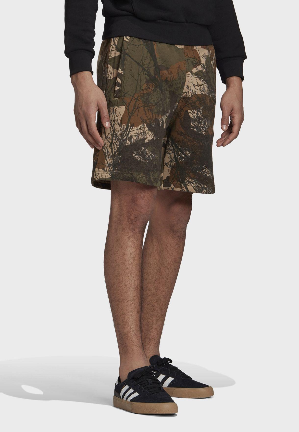 Camo AOP Shorts
