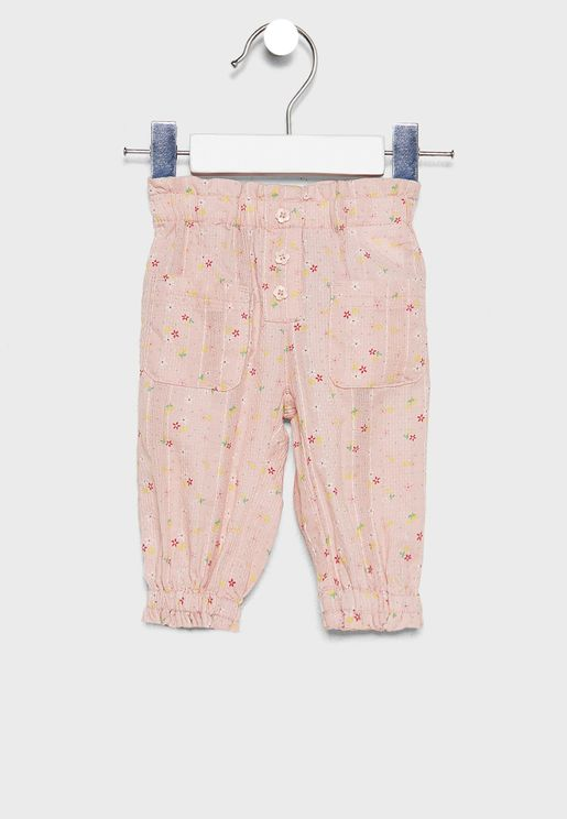 Infant Printed Trouser
