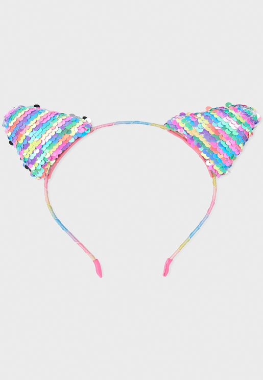 Dog Shape Headband