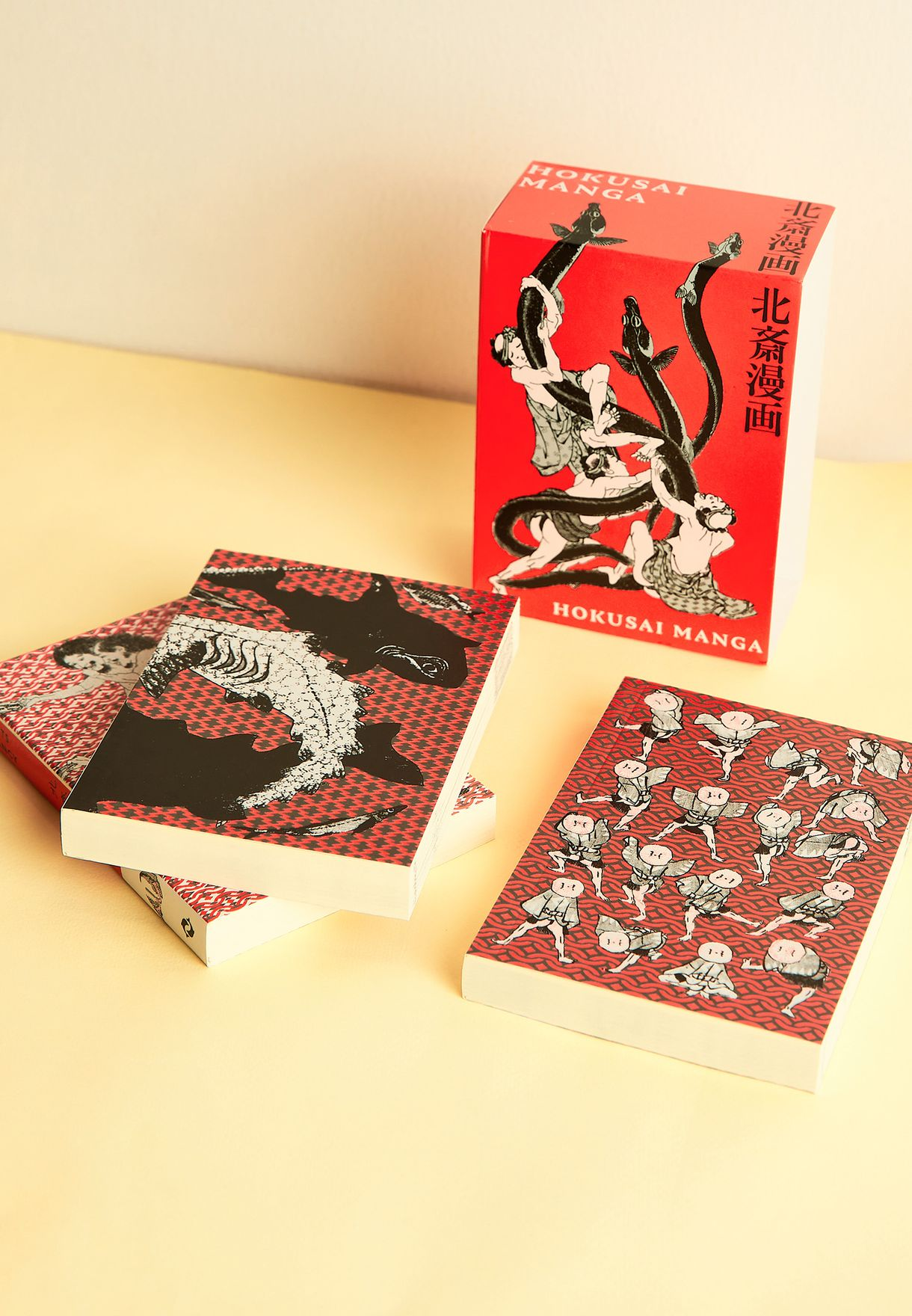 رسومات هوكوساي مانغا