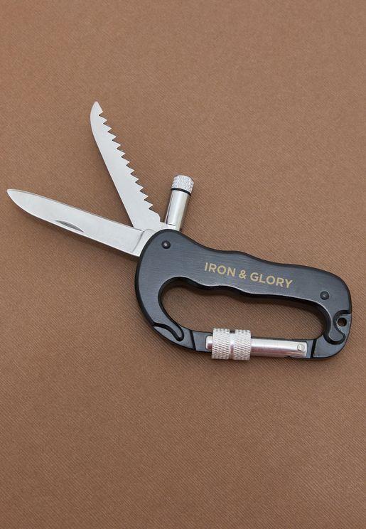 Screw Pen Knife