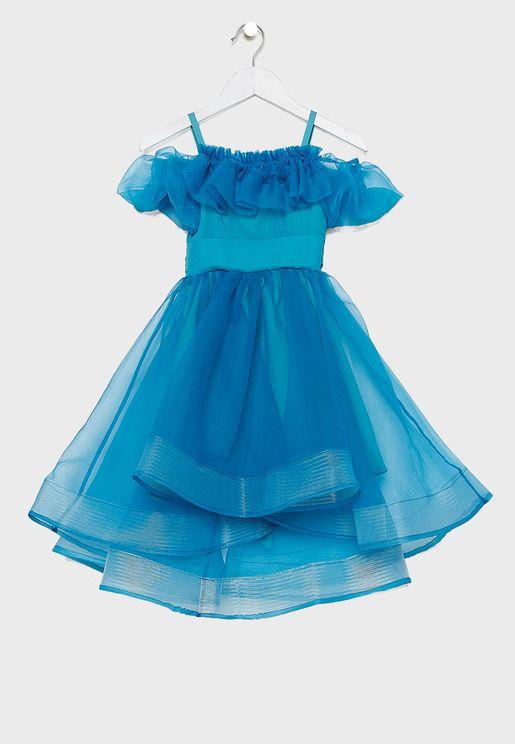 Little Shimmer Dress