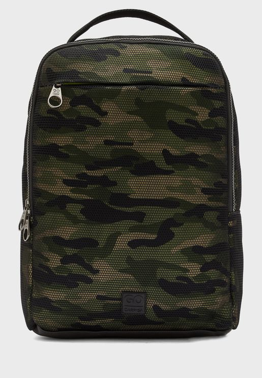Doran Camo Backpack