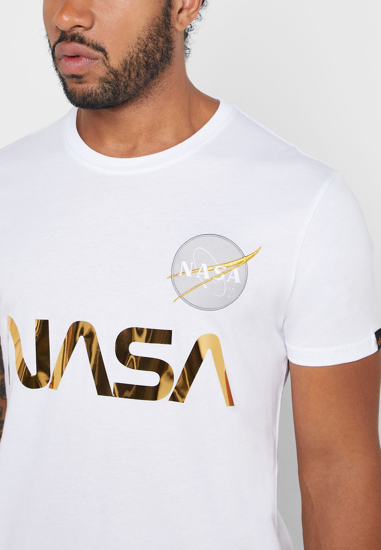 NASA Reflective T-Shirt
