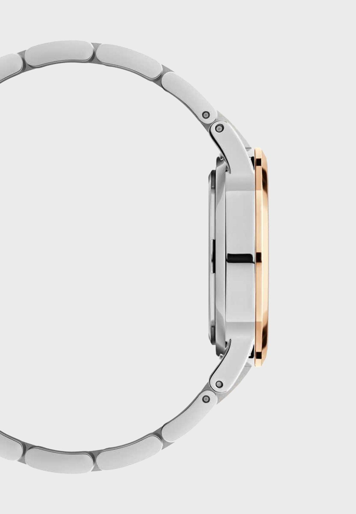 ساعة بحزام من لونين, 32 مم
