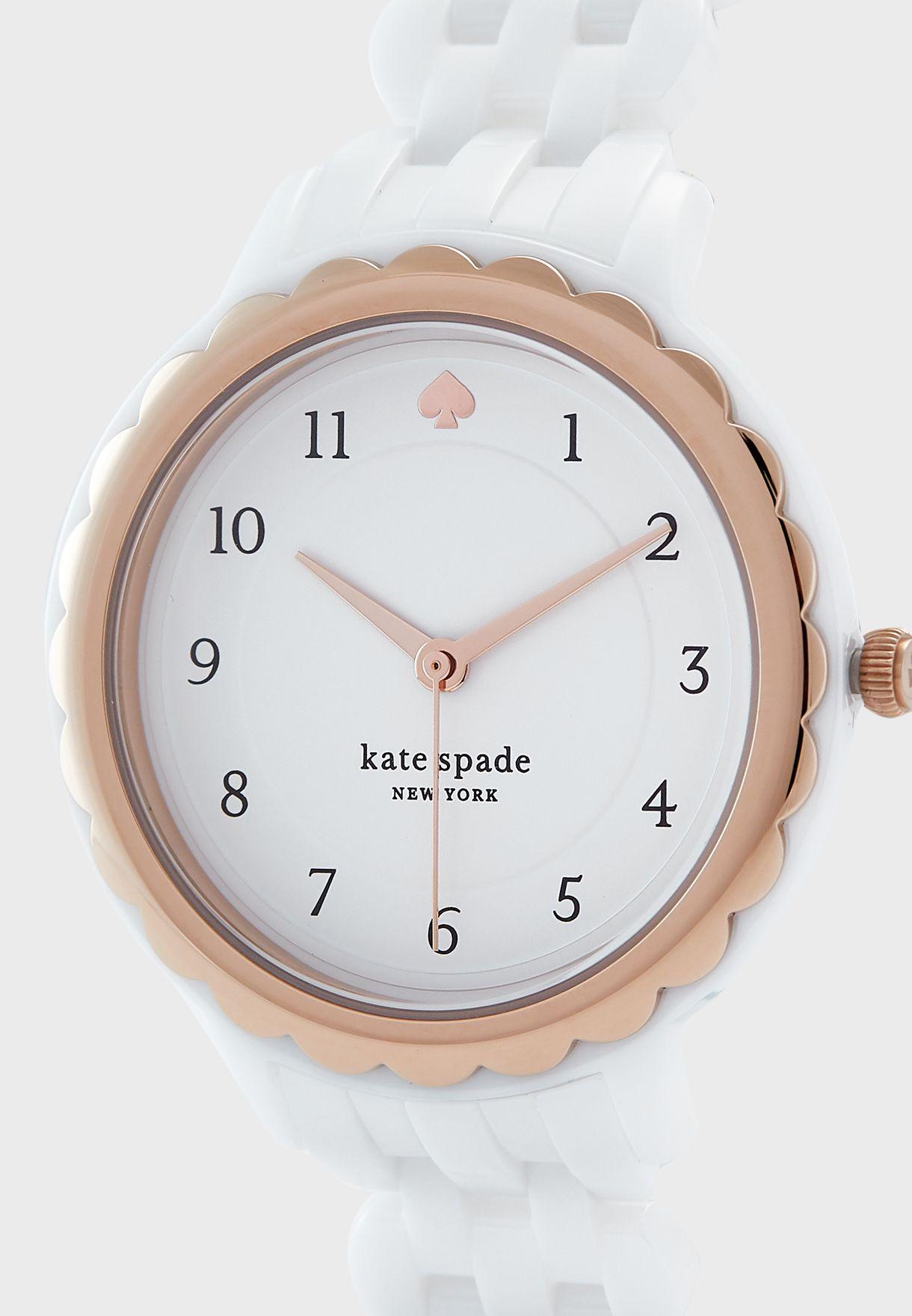 ساعة انالوج عصرية