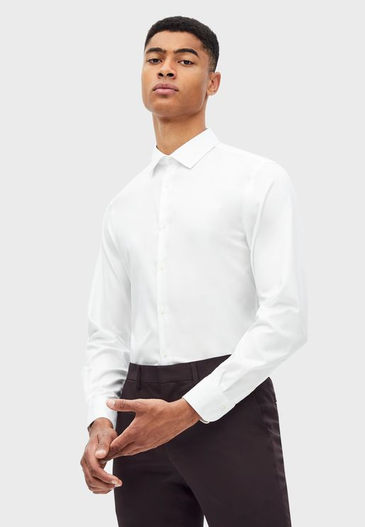 Essential Slim Fit Shirt