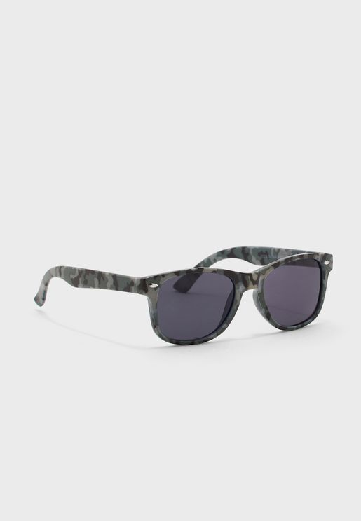 Kids Camo Sunglasses
