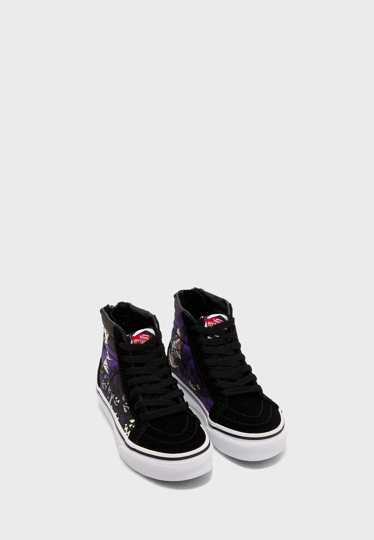 Kids The Nightmare Before Christmas Jacks SK8-Hi Z