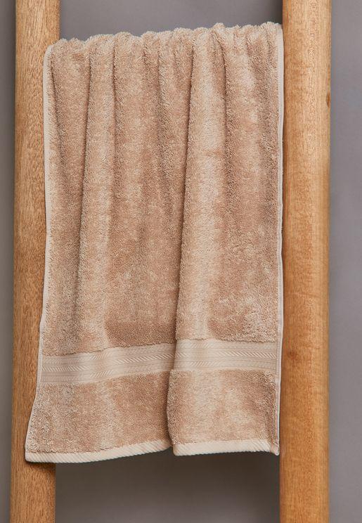 Renaissance Hand Towel In Driftwood