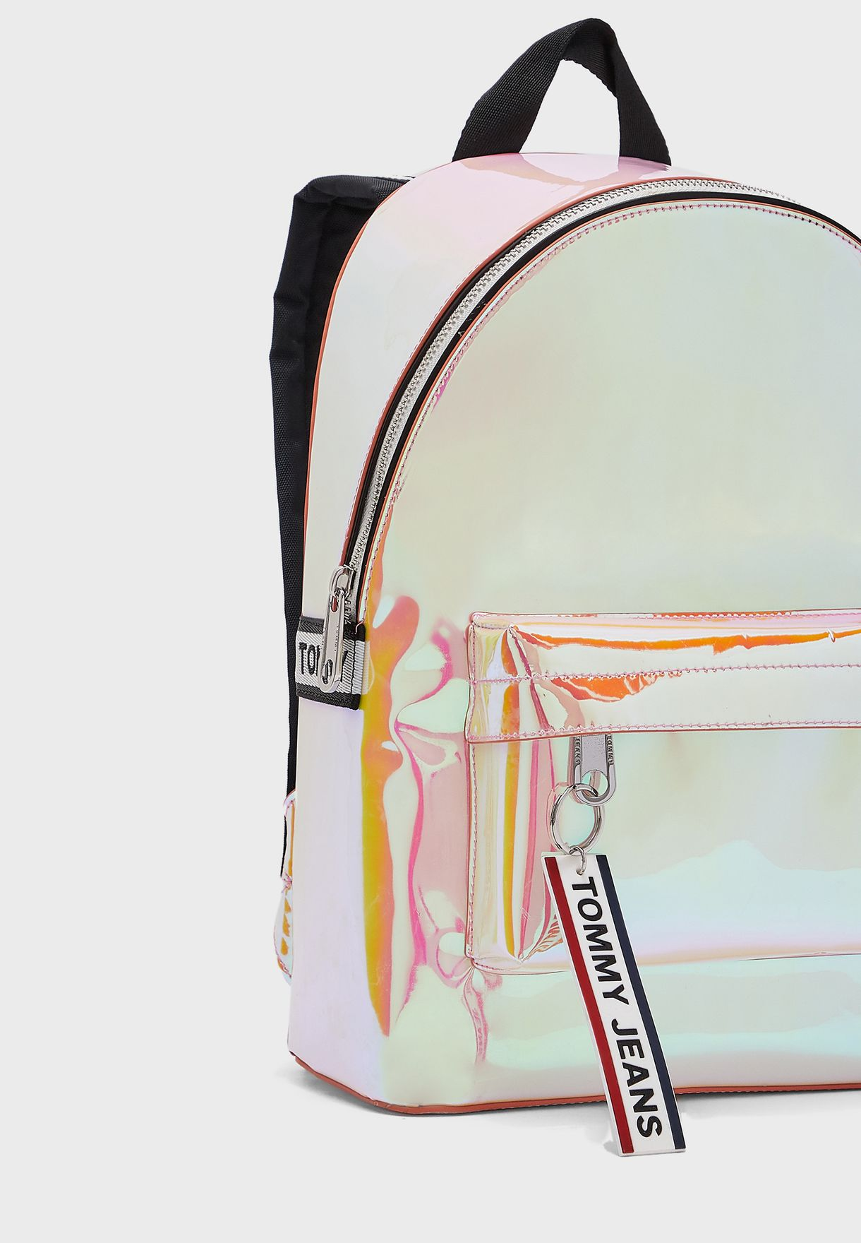 Logo Tape Mini Backpack