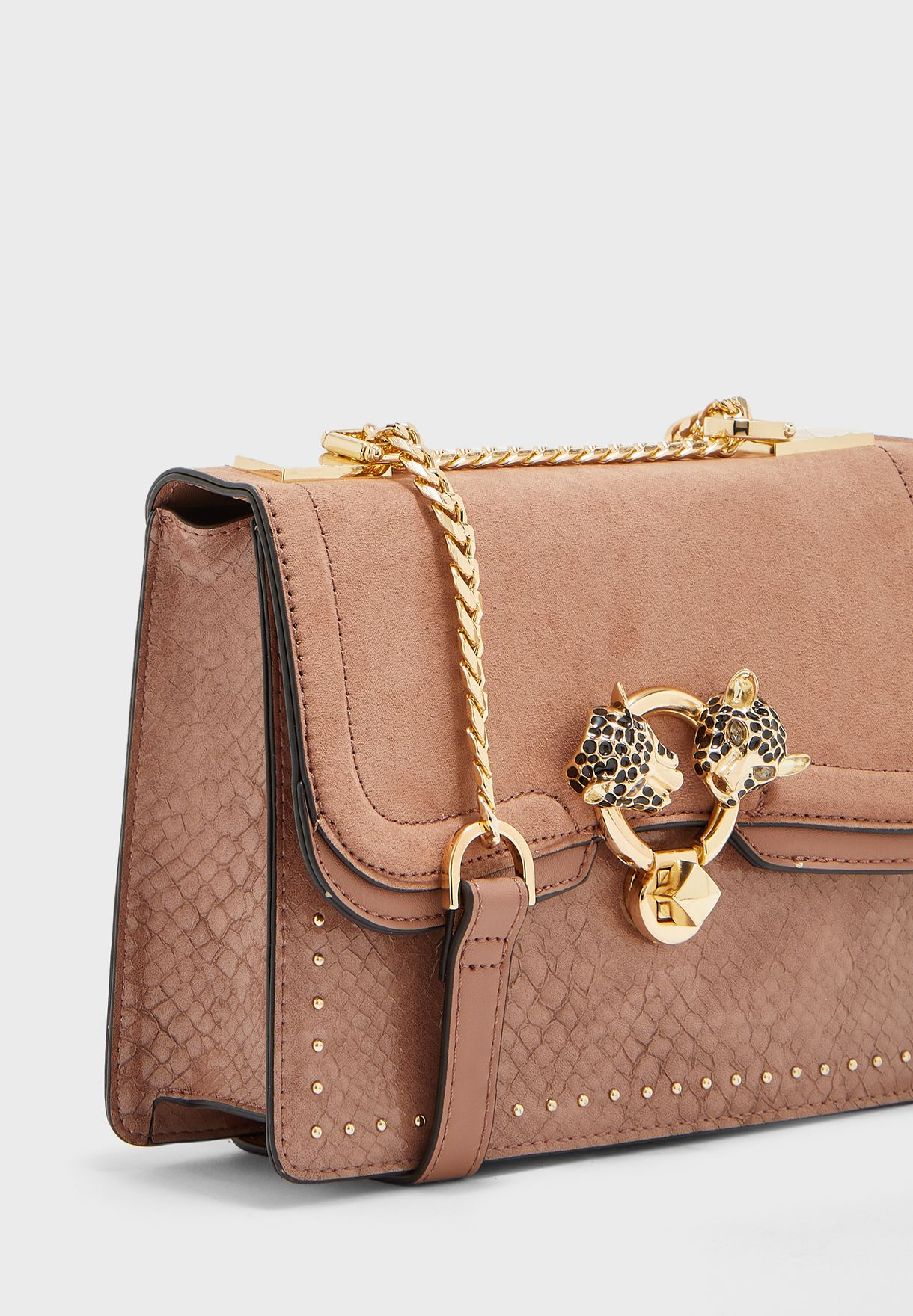 Double Panther Crossbody