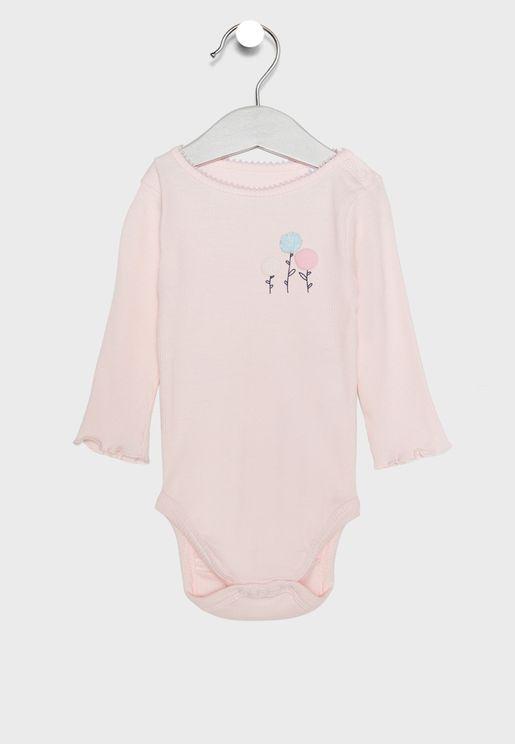 Infant Organic Cotton Bodysuit