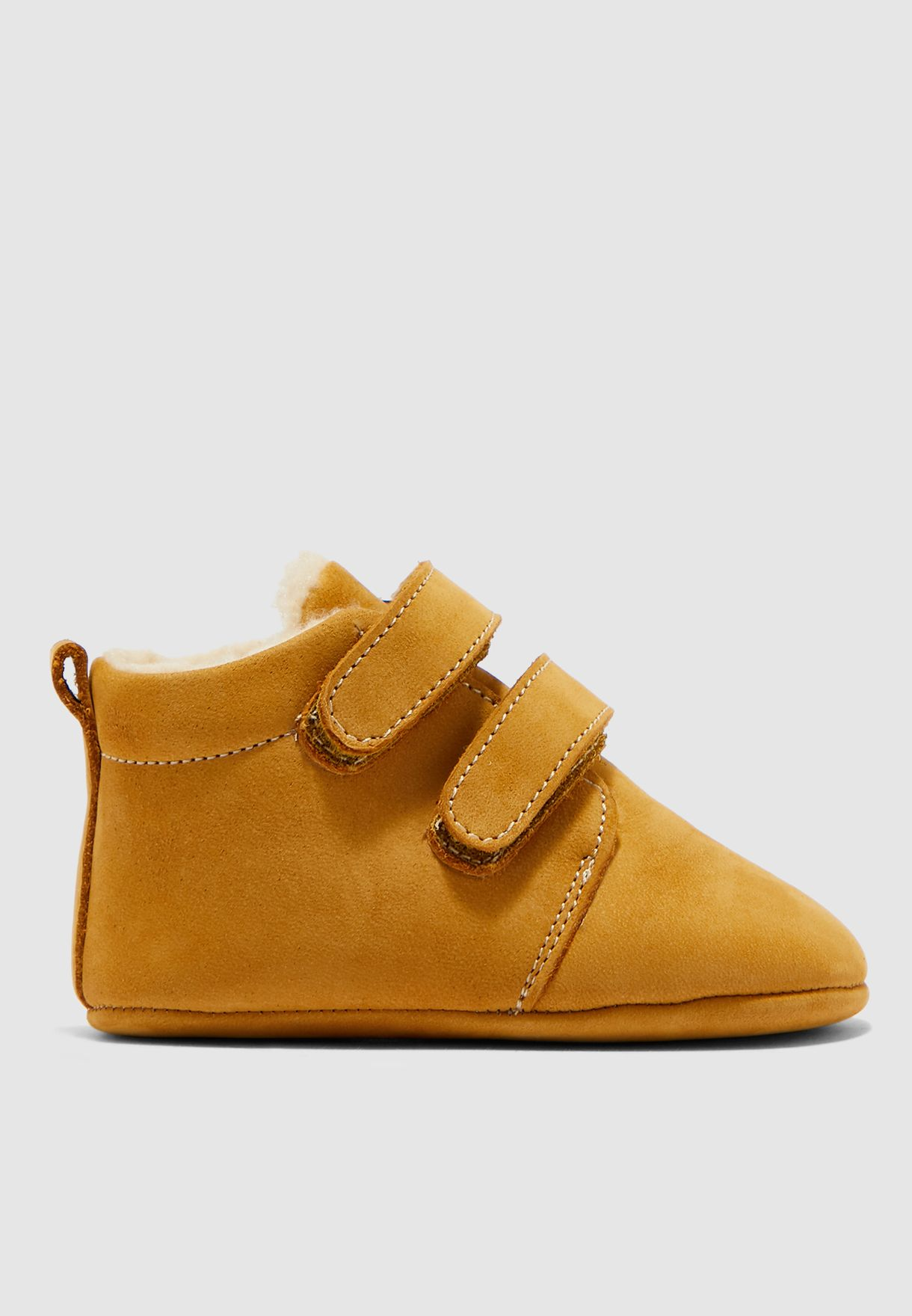 Infant Fur Detail Sneaker