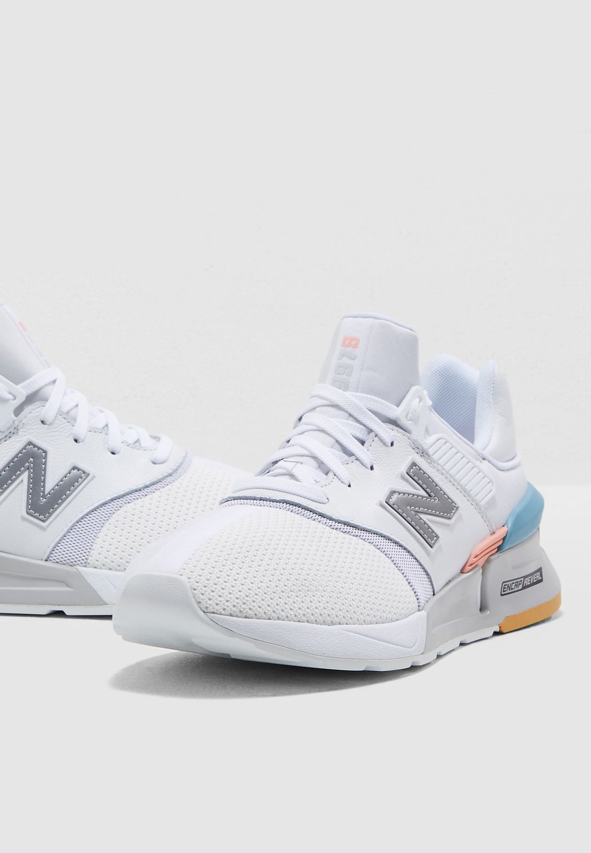 b90900883d532 Shop New Balance white 997H Sports MS997XTC for Men in UAE ...